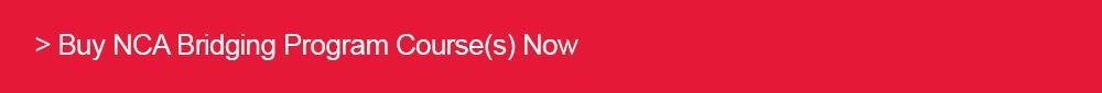 NCA Bridging Program Buy Now button